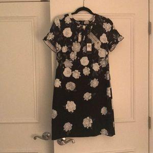 Karl Lagerfeld Floral Dress
